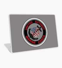 UNITED AUTOBOT MARINE CORPS Laptop Skin