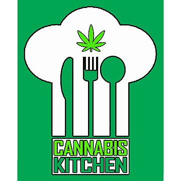 CANNABIS KITCHEN by SOLSKETCHES