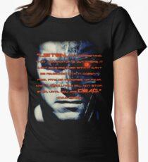Dark Machine Women's Fitted T-Shirt