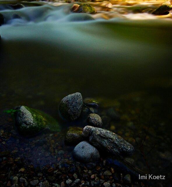 Höllbachtal.....Black Forest by Imi Koetz