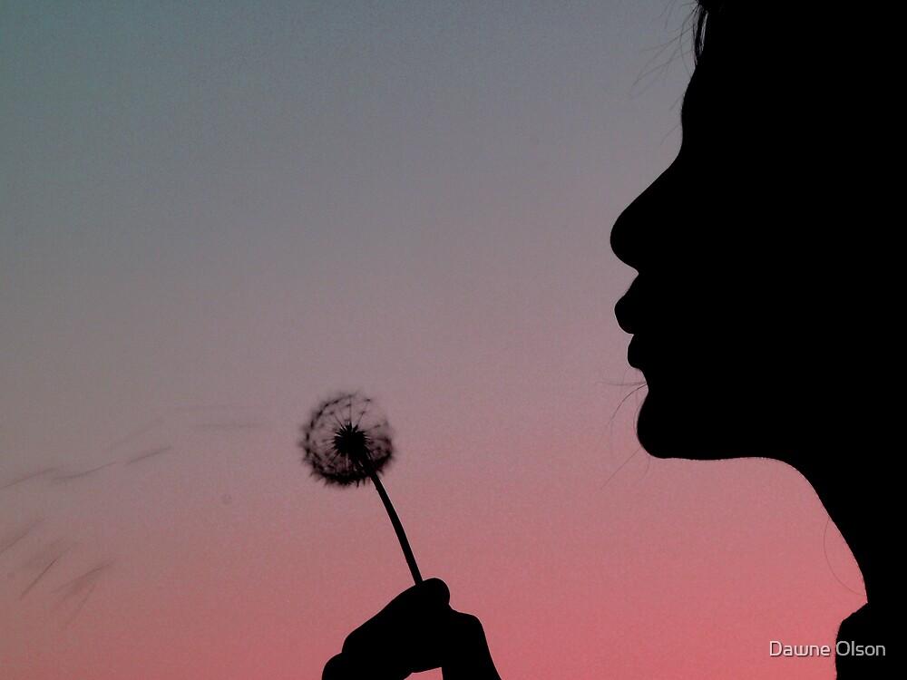 She's Like the Wind by Dawne Olson