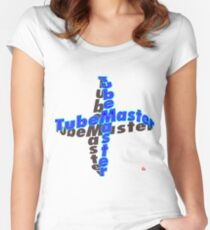 SURFWEAR/TUBEMASTER Women's Fitted Scoop T-Shirt