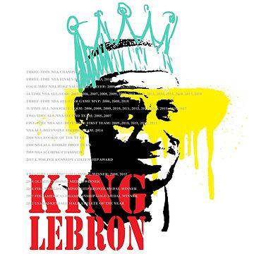 KING JAMES by artpopop