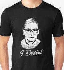 Notorious RBG - I Dissent Unisex T-Shirt