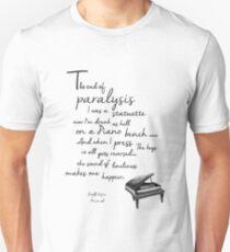 Bright Eyes T-Shirt, Bright Eyes lyrics, Poison Oak Unisex T-Shirt