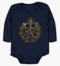 RAF Cap Badge One Piece - Long Sleeve