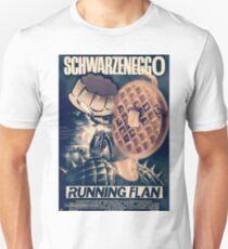 Running Flan Unisex T-Shirt