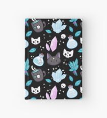 Cuaderno de tapa dura Herb Witch // Black