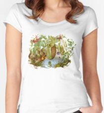 Carnivorous Plants Women's Fitted Scoop T-Shirt