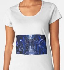 #SaveTheExpanse Blue Women's Premium T-Shirt