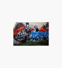 carlton Graffiti Art Board
