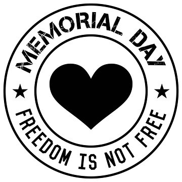 Memorial day: Freedom is not free by urbania