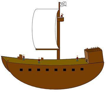 Boat by evanpolasek