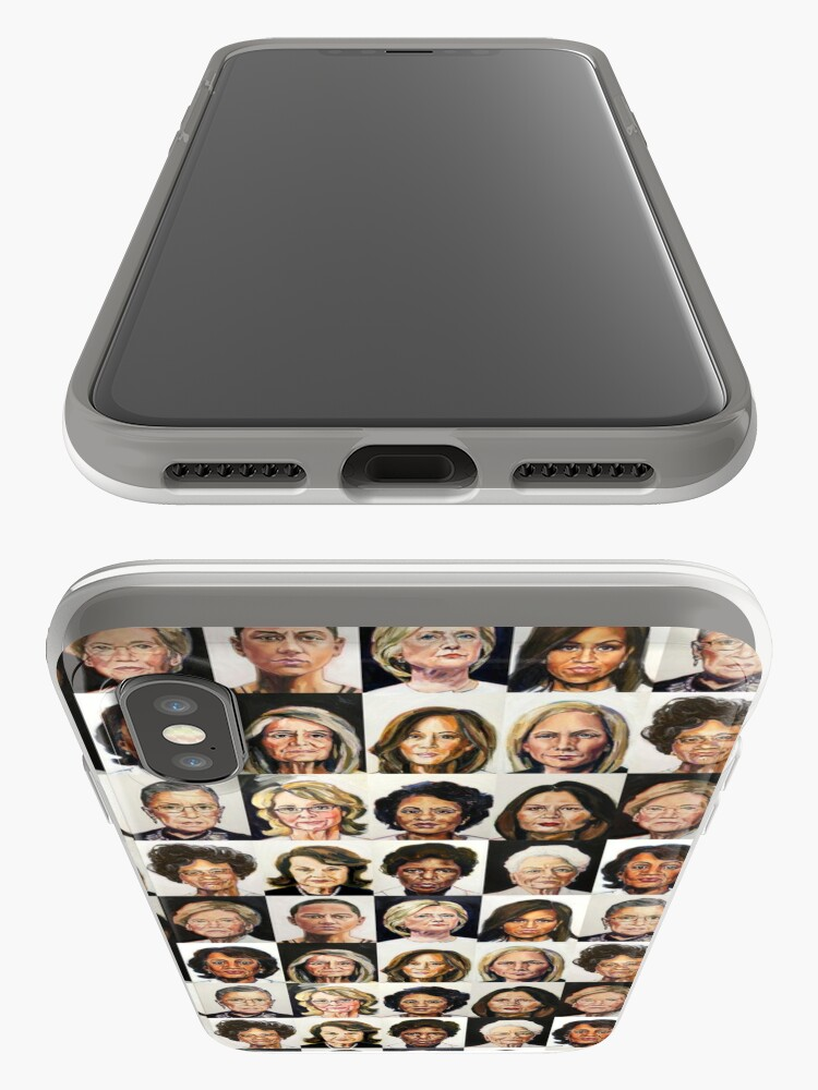 Alternate view of Sheroes iPhone Cases & Covers
