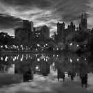Piedmont Park in Atlanta by Jeffrey S. Rease