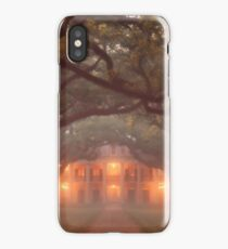 Oak Alley Plantation iPhone Case/Skin