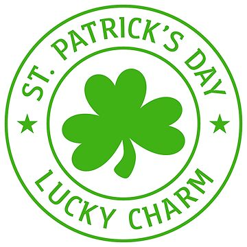 Saint patrick's day shamrock by urbania