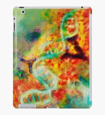 Double stranded decay iPad Case/Skin