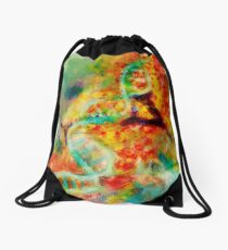 Double stranded decay Drawstring Bag