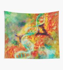 Double stranded decay Wall Tapestry