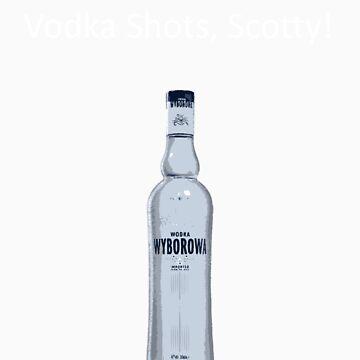 Vodka Shots Scottty? by jimmyjimjames