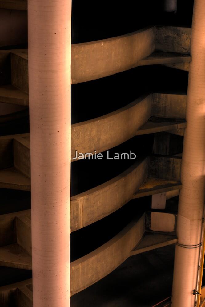 Round & Round by Jamie Lamb