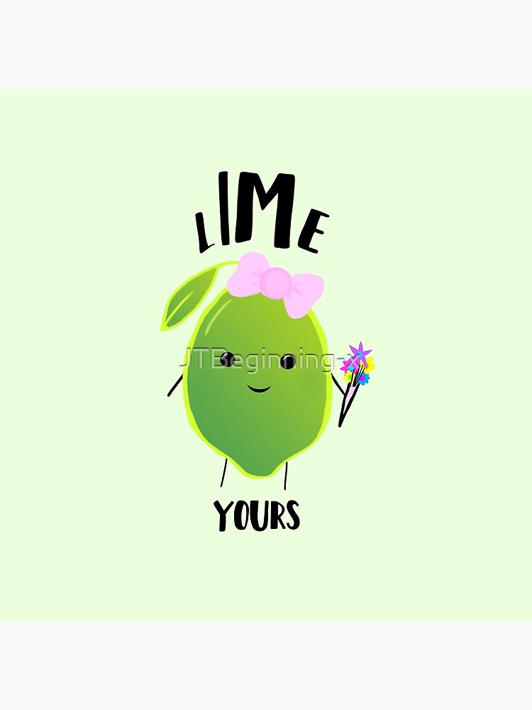 LIME yours by JTBeginning-x
