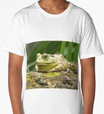 Huge Hoppy Toad Long T-Shirt