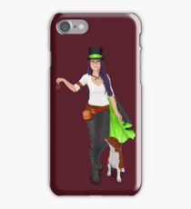 Steampunk Angel iPhone Case/Skin