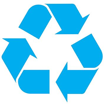 Recycle Symbol by type5