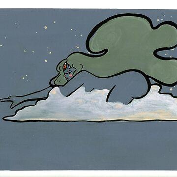 Cumulus by Lillyanakirk