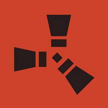 rust logo by brewfest