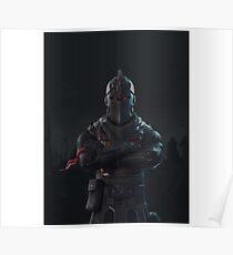 Fortnite Black Knight Posters Redbubble