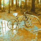 Spring Ride by ElaineLauzon