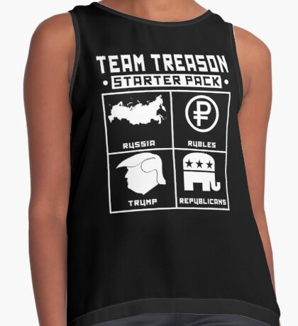 Team Treason Starter Pack Contrast Tank
