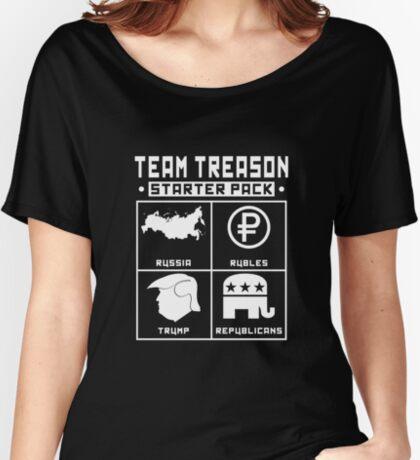 Team Treason Starter Pack Women's Relaxed Fit T-Shirt