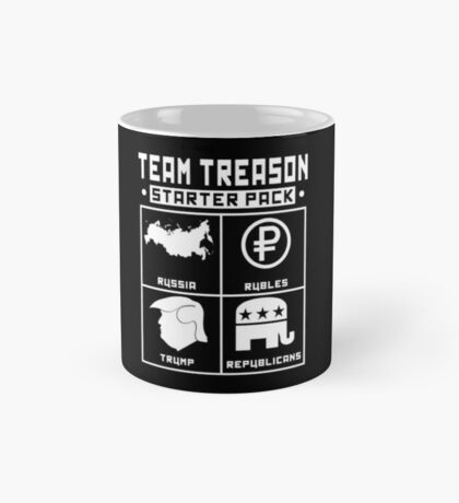 Team Treason Starter Pack Mug