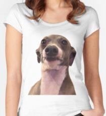 KERMIT  Women's Fitted Scoop T-Shirt