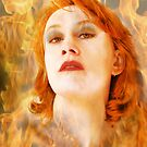 flames by Soxy Fleming