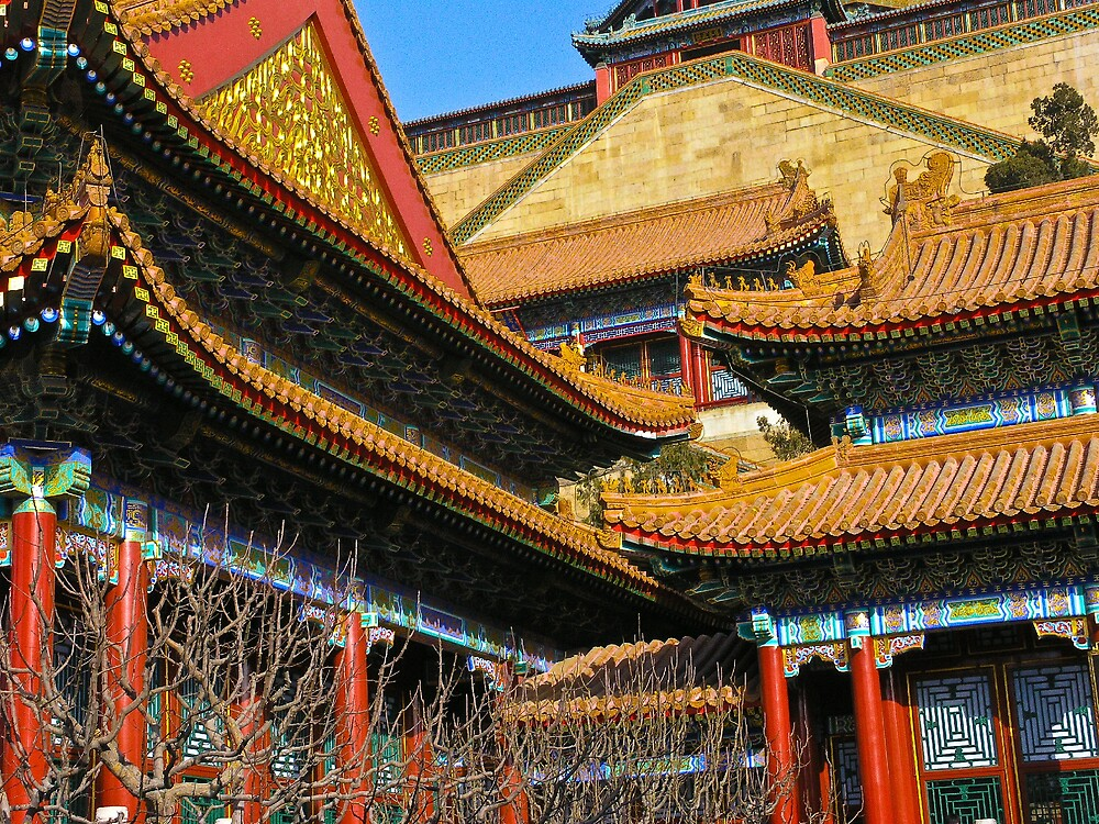 Beijing by marcwellman2000