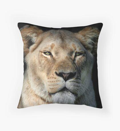 Watching Me Watching You Throw Pillow