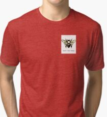 Save the Bees Tri-blend T-Shirt