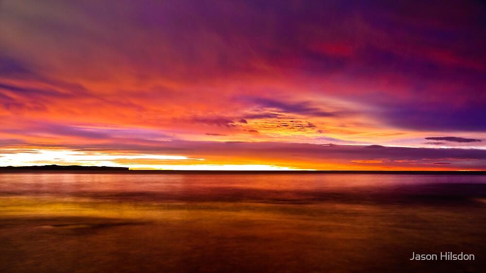Sunrise in God's Country by Jason Hilsdon