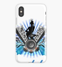 King Of The Sound T-Shirts iPhone Case
