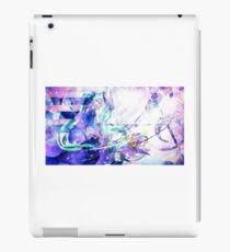Musical wallpaper  iPad Case/Skin