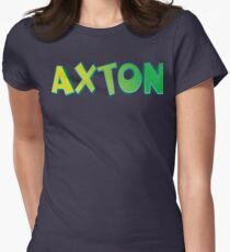 Axton Women's Fitted T-Shirt