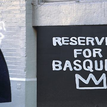 RESERVED FOR BASQUIAT FAN ART BY NICHEPRINTSNYC by NichePrints