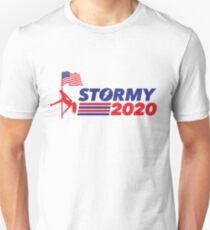Camiseta unisex STORMY 2020 - Stormy Daniels Anti Trump!