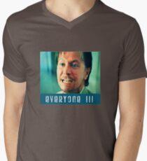 Stansfield - the Professonal Men's V-Neck T-Shirt