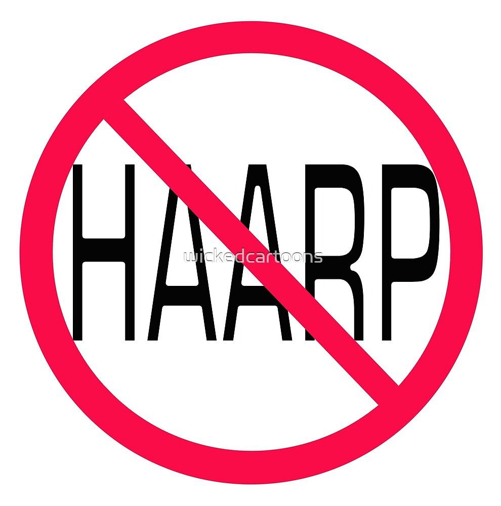 HAARP by wickedcartoons
